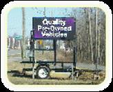 Digital Sign Rental