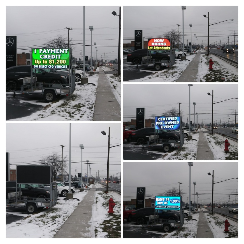 Innovative Digital Signs Buffalo