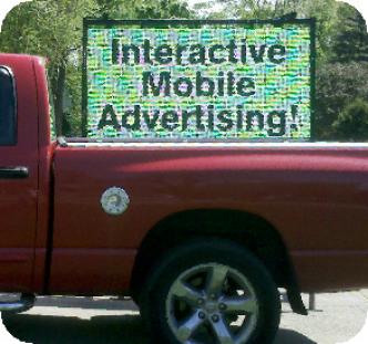 Mobile Advertising LED Sign Rentals Digital Signs Buffalo